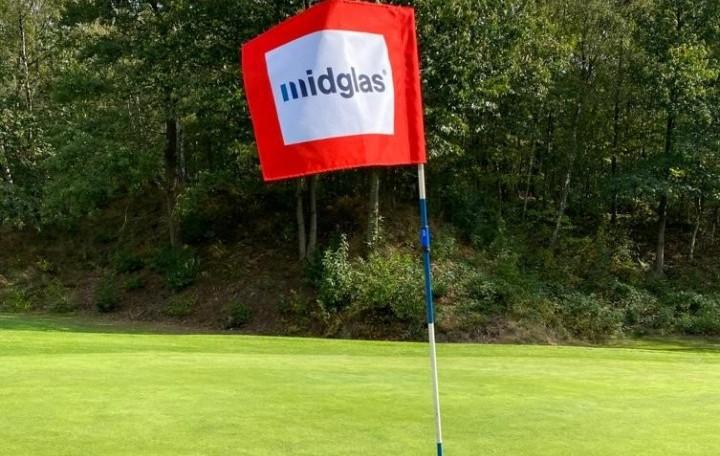 Deelname aan 10e NVGA-golfevent